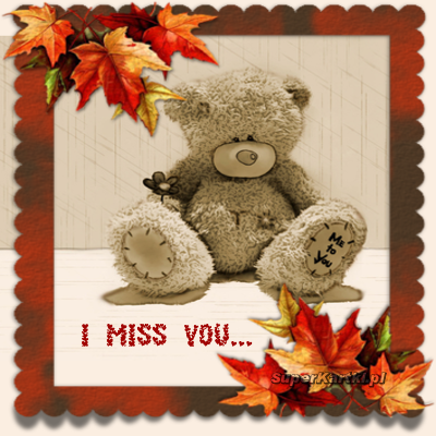 I Miss You... I Love You...Ich Liebe Dich...