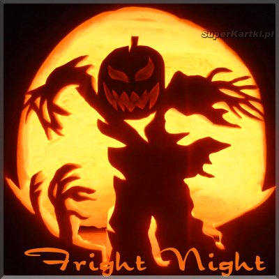 Fright Night - Happy Halloween